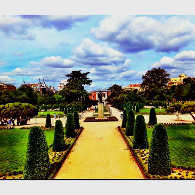 17 best images about el parque del retiro y el palacio de for Parque del retiro madrid