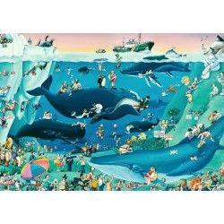Puzzle Óceán