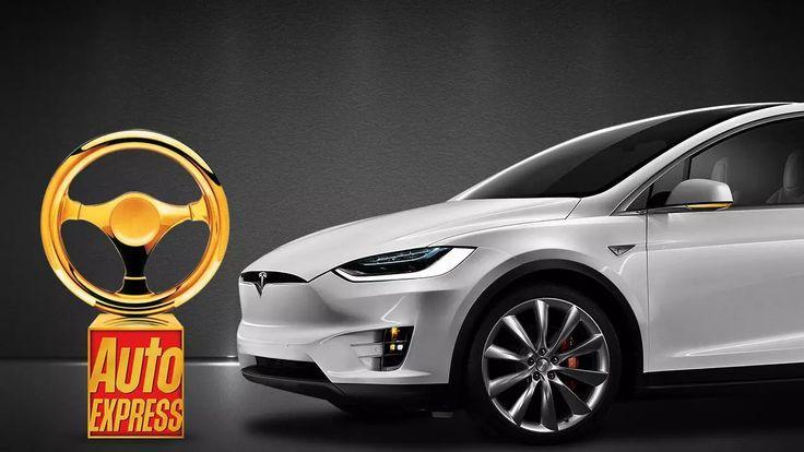 Tesla Motors Inc (TSLA) Model X Wins Golden Steering Wheel 2016 Award