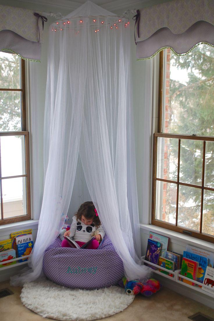 Best 25+ Toddler reading nooks ideas on Pinterest ...