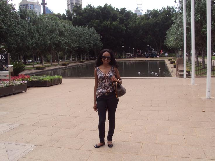 Hyde park Sydney