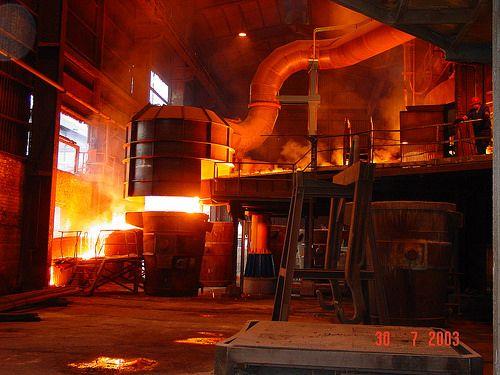 cucharas de colada boilermaking, steel tanks, steel structures