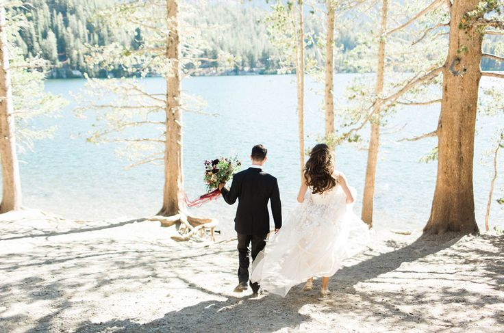 Mammoth Lakes Wedding