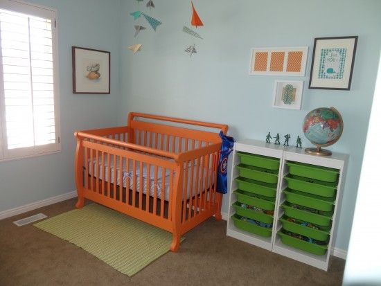 The + best Painted cribs ideas on Pinterest