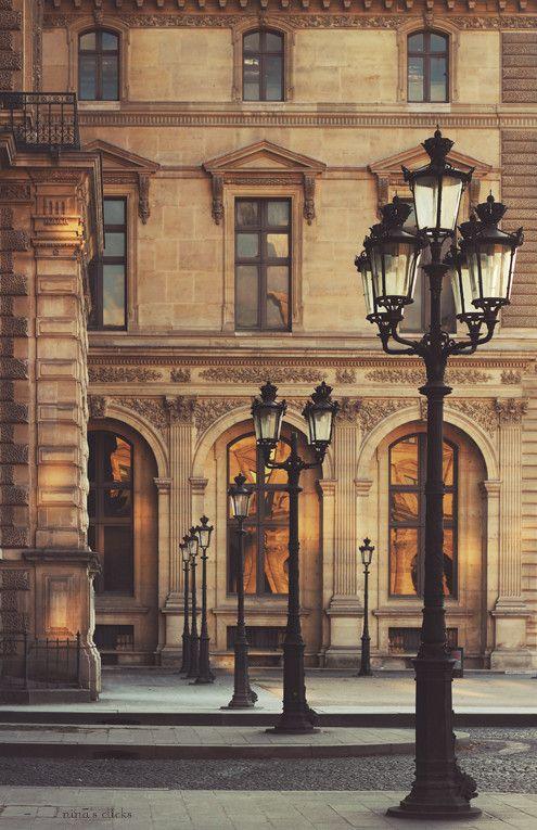paris lighting street - photo #8