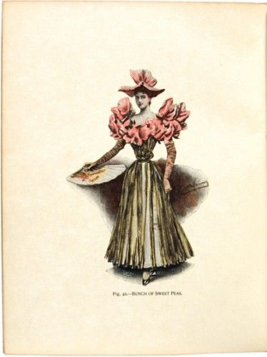 [COSTUME]. HOLT, Ardern. Fancy Dresses Described or What to Wear at Fancy Balls.  Debenham & Freebody. [1896]. #fashion