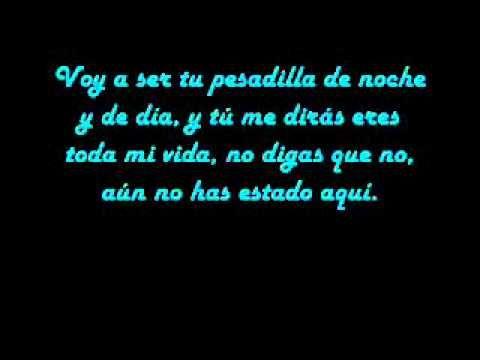 ''La cama'' (Tengo ganas de ti) Clara Lago (Letra).