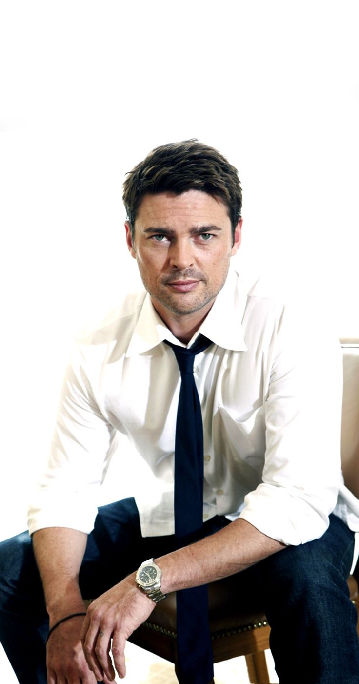 Karl Urban - Thought he was great in Lord of the Rings, but it was his portrayal of Dr. McCoy in the new Star Trek movies that really got my attention. Such a fantastic actor!                                                                                                                                                     More