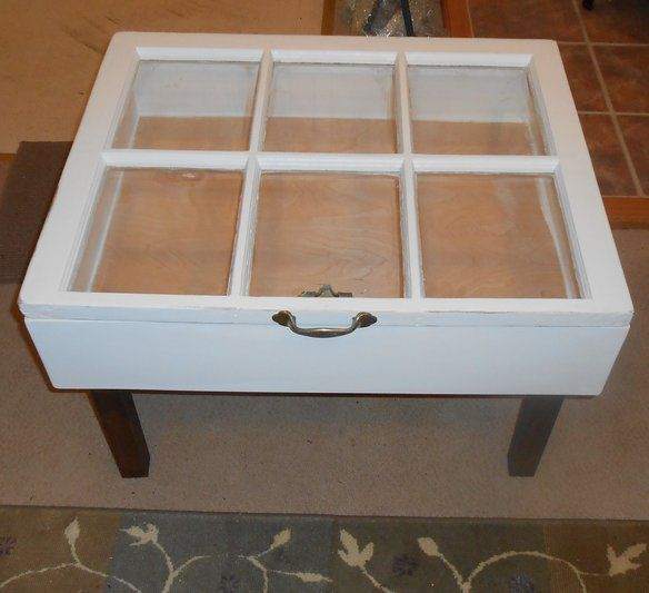 Best 25 shadow box table ideas on pinterest shadowbox for Shadow box coffee table diy