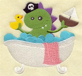 Machine Embroidery Designs at Embroidery Library! - Monster Mayhem