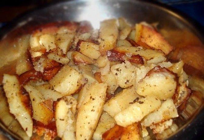 7 perces sült krumpli kuktában recept képpel. Hozzávalók és az elkészítés részletes leírása. A 7 perces sült krumpli kuktában elkészítési ideje: 17 perc