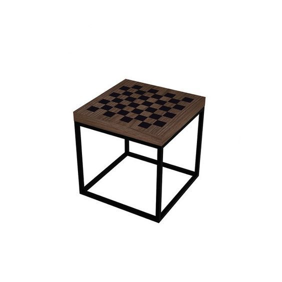 Temahome Chess Side Table: