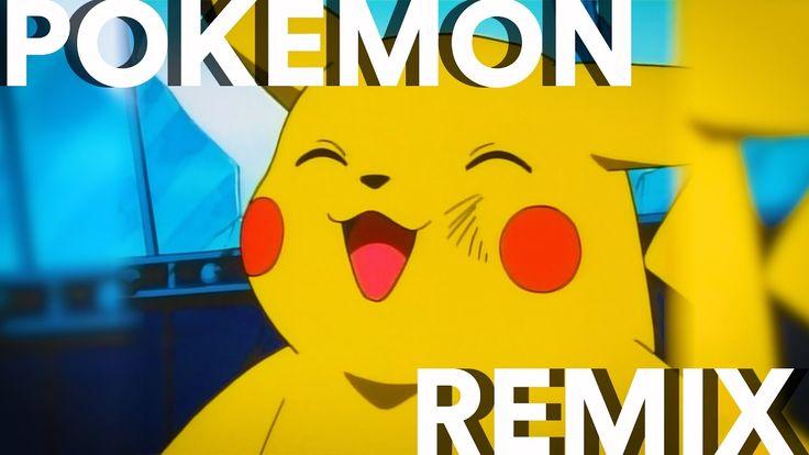Happy Pokemon day! Remix of first gen Pokemon for the nostalgia.