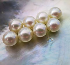 View images of our pearl jewellery, loose pearls and our Albany pearl farm.