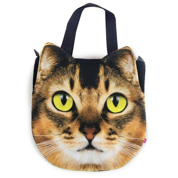 Leather Accent Tag - Cat shadow by VIDA VIDA FH6MSUx