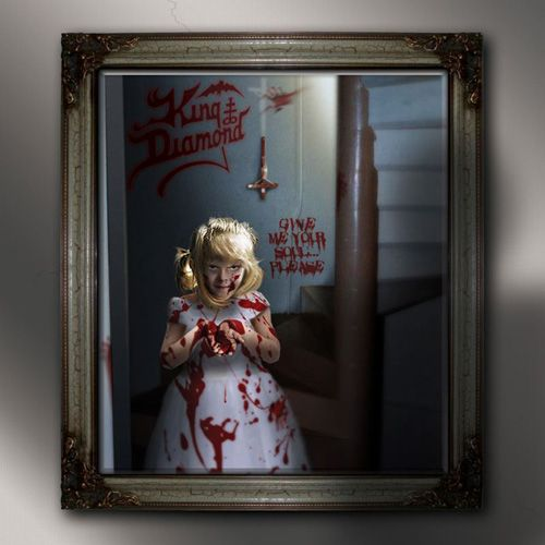 "King Diamond ""Give Me Your Soul…Please"" 