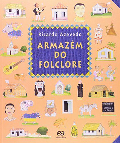 As histórias do rico repertório da cultura popular brasileira ganham ainda mais fluência e brilho com o texto e as ilustrações de Ricardo Azevedo, que pesquisa o tema há mais de 20 anos. Neste armazém, as crianças encontram quadras populares, contos, adivinhas, brincadeiras com palavras e muito mais.
