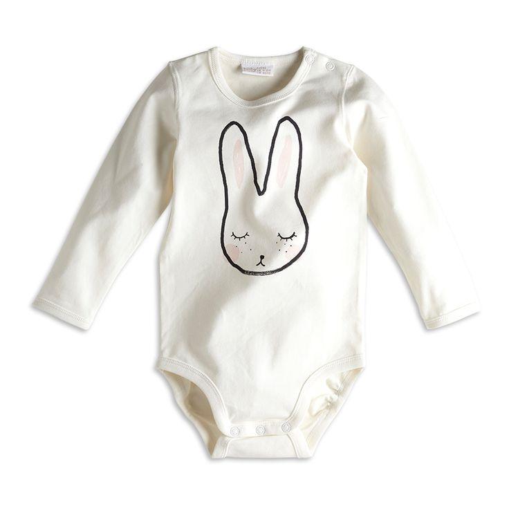 Body, Hvit, Baby 44-86 cm, Barn | Lindex