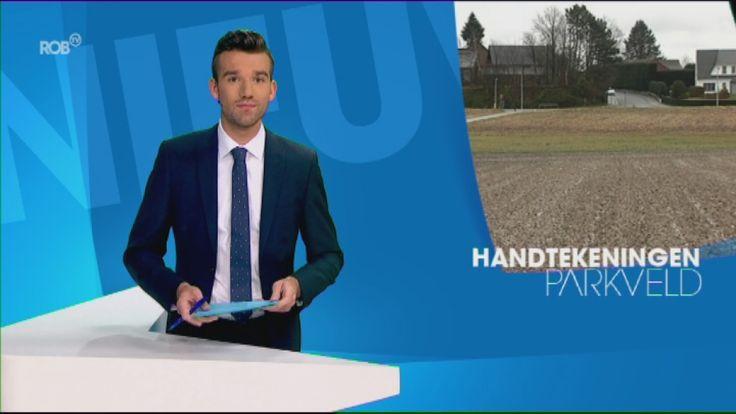 De actiegroep Parkveld in Heverlee heeft voor de tweede keer meer dan 1.500 handtekeningen aan de stad Leuven overhandigd. De groep ijvert voor het behoud van de open ruimte Parkveld in Heverlee.