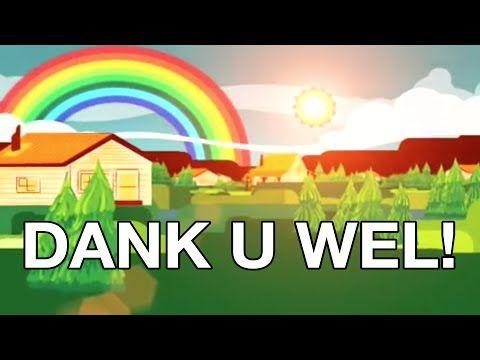 Dank U wel (met tekst) - Oke4kids (Ik ken je wel) - YouTube