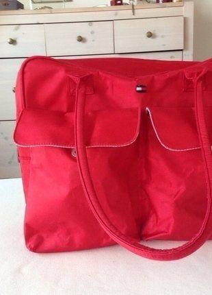 Kaufe meinen Artikel bei #Kleiderkreisel http://www.kleiderkreisel.de/damentaschen/handtaschen/143873084-tommy-hilfiger-bag
