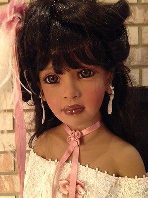"""Alicia""  Vinyl Doll by Dwi Saptono"