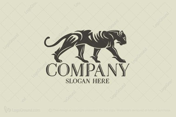 Logo for sale: Tigress Logo