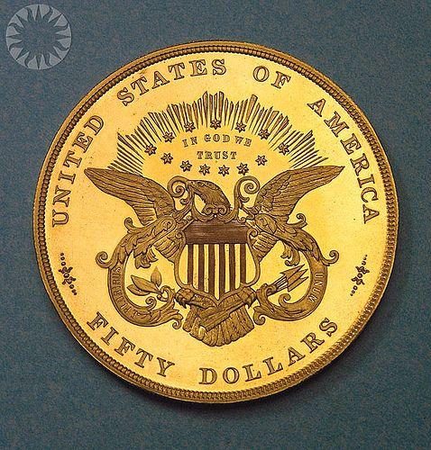 United States, 50 Dollars, 1877 (pattern) | Flickr - Photo Sharing!