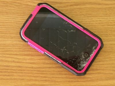 if my ipod screen is cracked will apple replace it