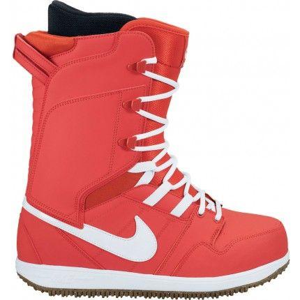 Nike Vapen Snowboard Boots - Gamma Orange / White