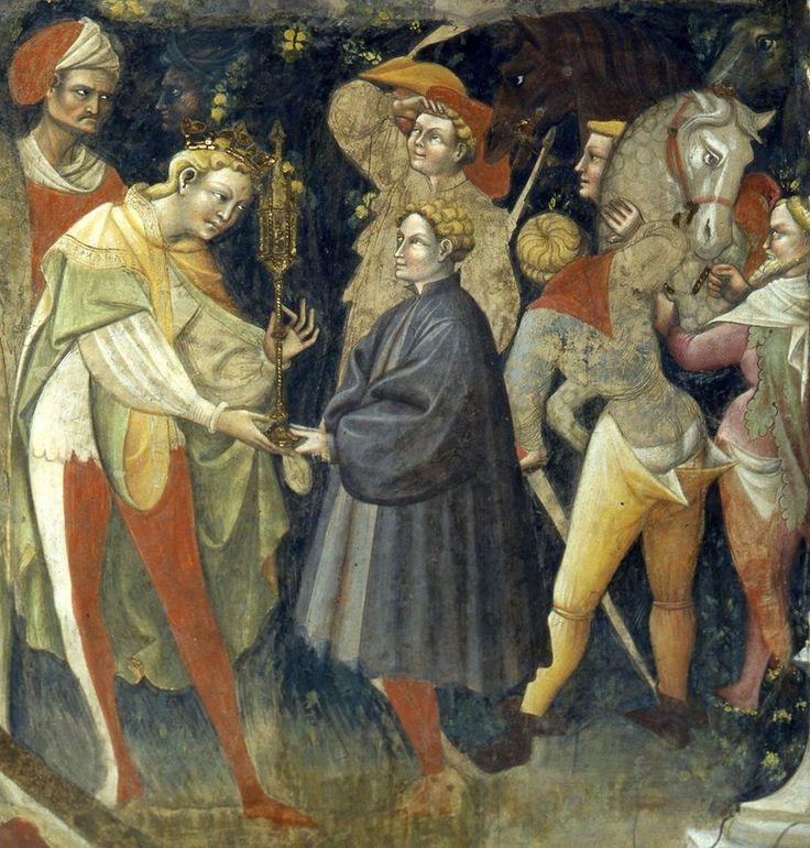 Italia Medievale: Il costume medievale e le leggi suntuarie all'ombra delle due torri