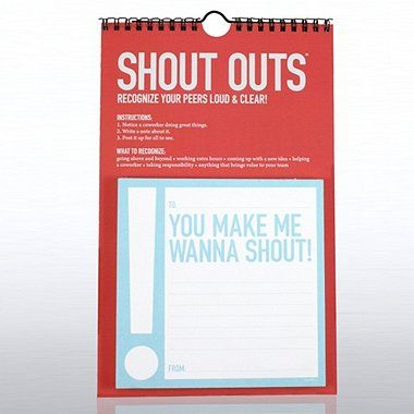 Peer-to-Peer Shout Outs - Encourage peer recognition to increase morale! #recognition