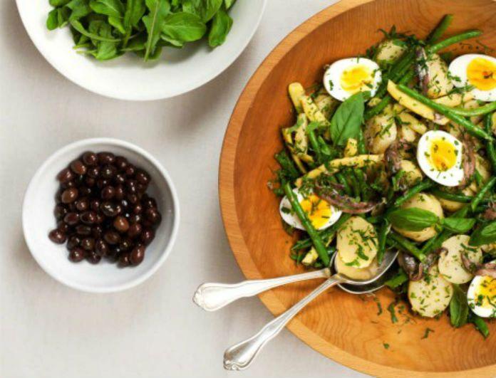 3 νόστιμες και χορταστικές καλοκαιρινές σαλάτες!