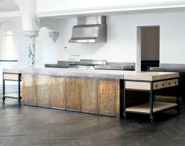 die besten 25 arbeitsplatte betonoptik ideen auf pinterest k chenmodule wasserfall. Black Bedroom Furniture Sets. Home Design Ideas