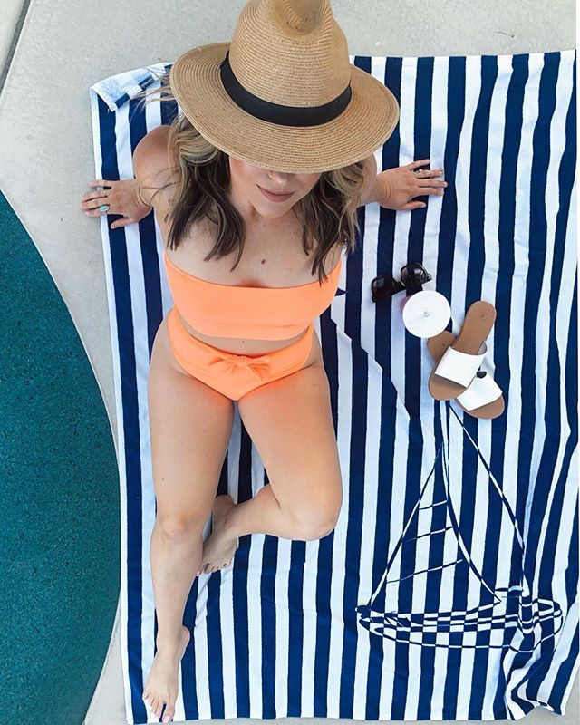 Hat On The Map | Fashion Blogger  Spring Break Fashion | summer must haves | bea…