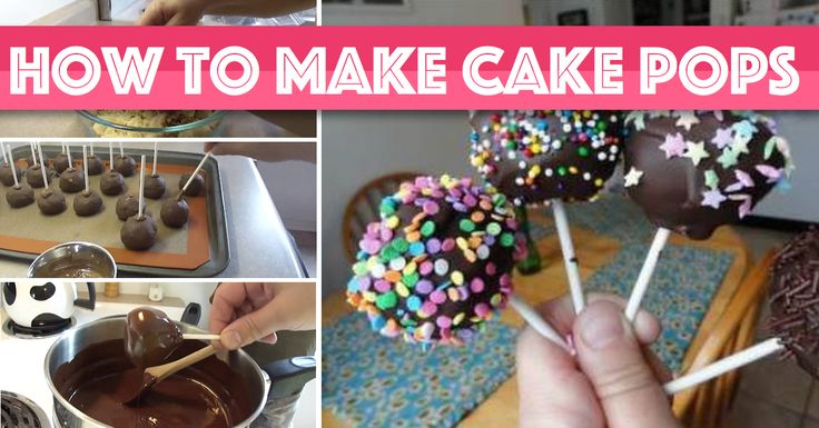 Easy Guide to Making Awesome Cake Pops [Video]
