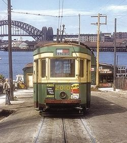 Trams in Sydney cease bringing to an end the Southern Hemisphere's largest tramway network. ( 25th of feb)