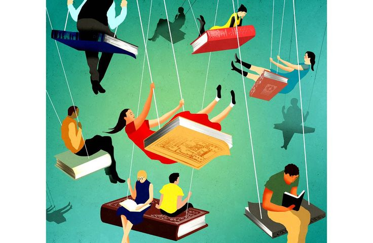 Reading books remains one of the best ways to engage with the world, become a better person and understand life's questions, big and small - by the Wall Street Journal