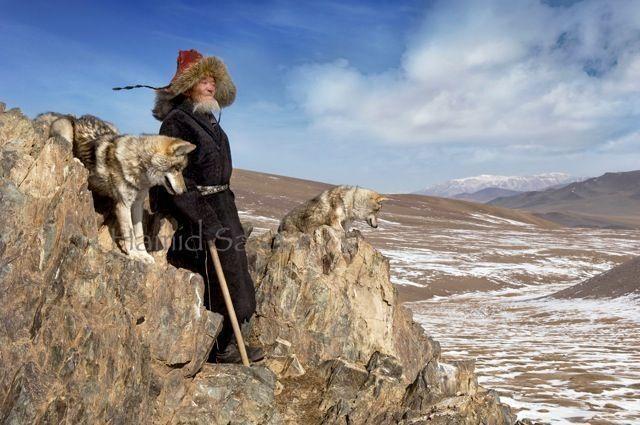צלם ביקר שבט מונגולי אבוד. התמונות האלה פשוט מטורפות!