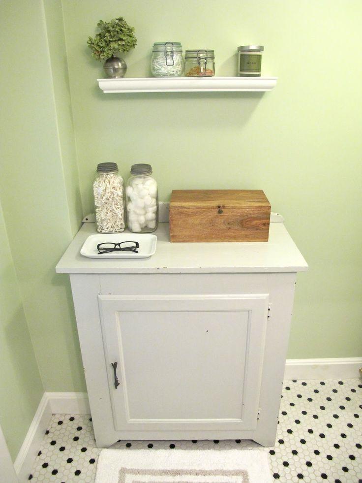 75 Best Bathroom Storage Ideas Images On Pinterest