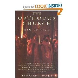 The author, Kallistos Ware also has a book called the Orthodox way.