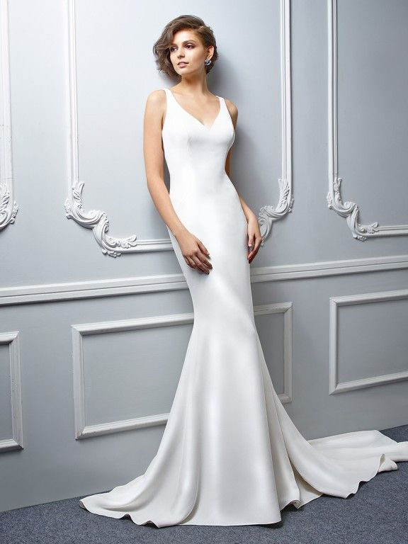 64 besten Beach Wedding Dresses Bilder auf Pinterest | Brautkleider ...