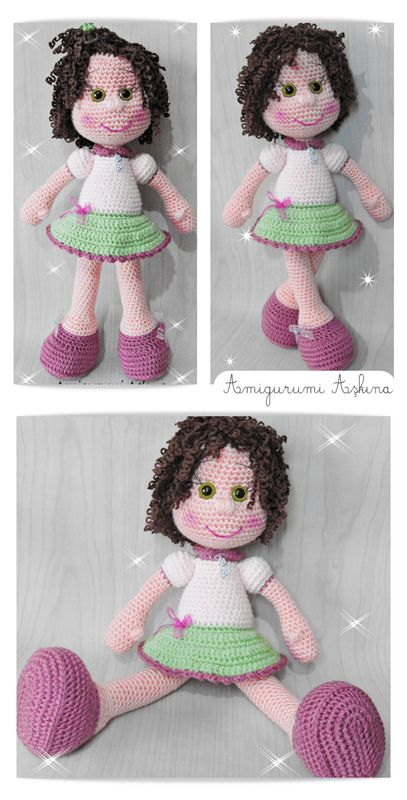 17+ images about Crochet toys on Pinterest Astronauts ...