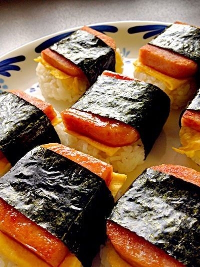 スパムおにぎりです☆ by ひまわりさん   レシピブログ - 料理ブログの ...