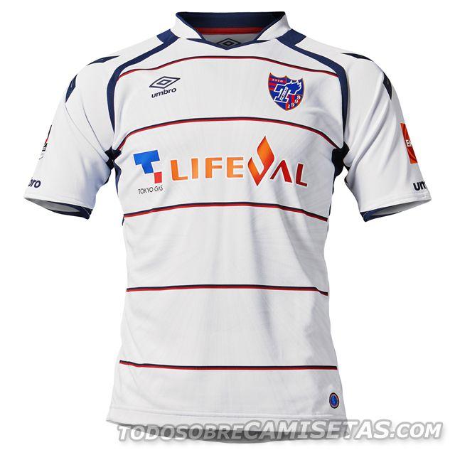 FC Tokyo Umbro Away Kit 2016