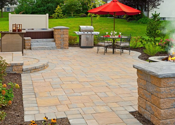 Best Perfect Patios Images On Pinterest Patios Photo - Ep henry patio