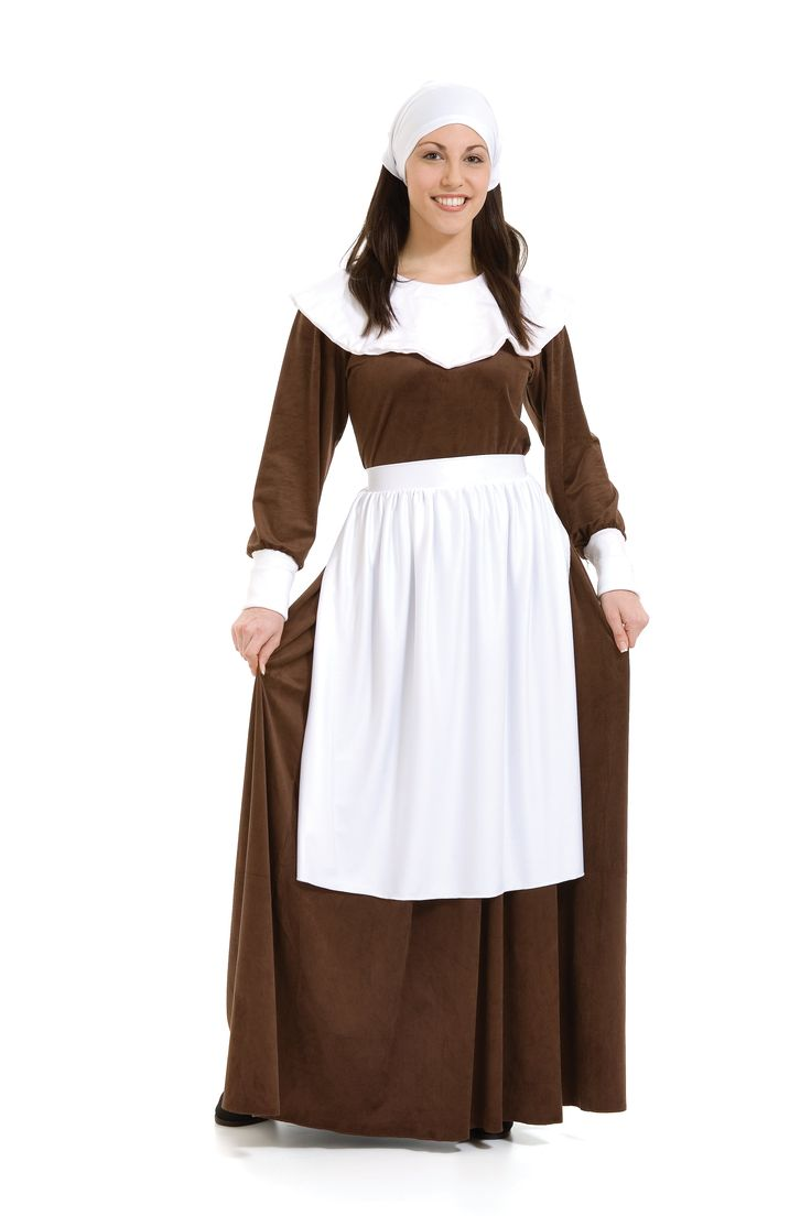36 best thanksgiving costumes images on pinterest carnival move mouse away from product image to close this window mouse over product image to zoom print this page e mail a friend pilgrim woman adult costume sciox Choice Image