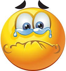 Resultado de imagen para emoticones tristes