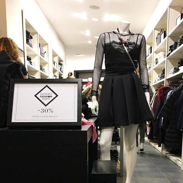 Nasze manekiny są już gotowe na Gomez Fashion Night, a Wy? 😎⭐️✌️️ #gomez #gomezpl #gomezstyle #gomezlove #shoppingnight #fashionlovers #instafashion #gfn