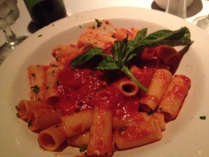 ... filetto di pomodoro pasta al pomodoro ricotta gnu di with pomodoro